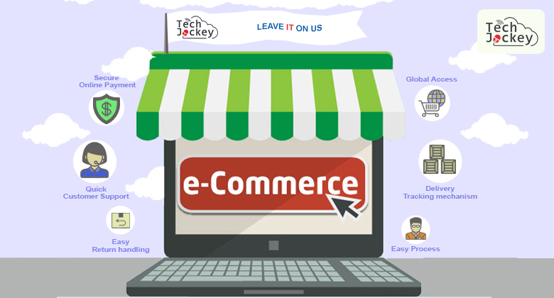 WANT TO BOOST YOUR SALES? ECOMMERCE IS THE WAY