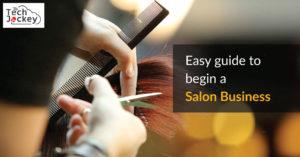 Spa and Salon Business Software - Techjockey