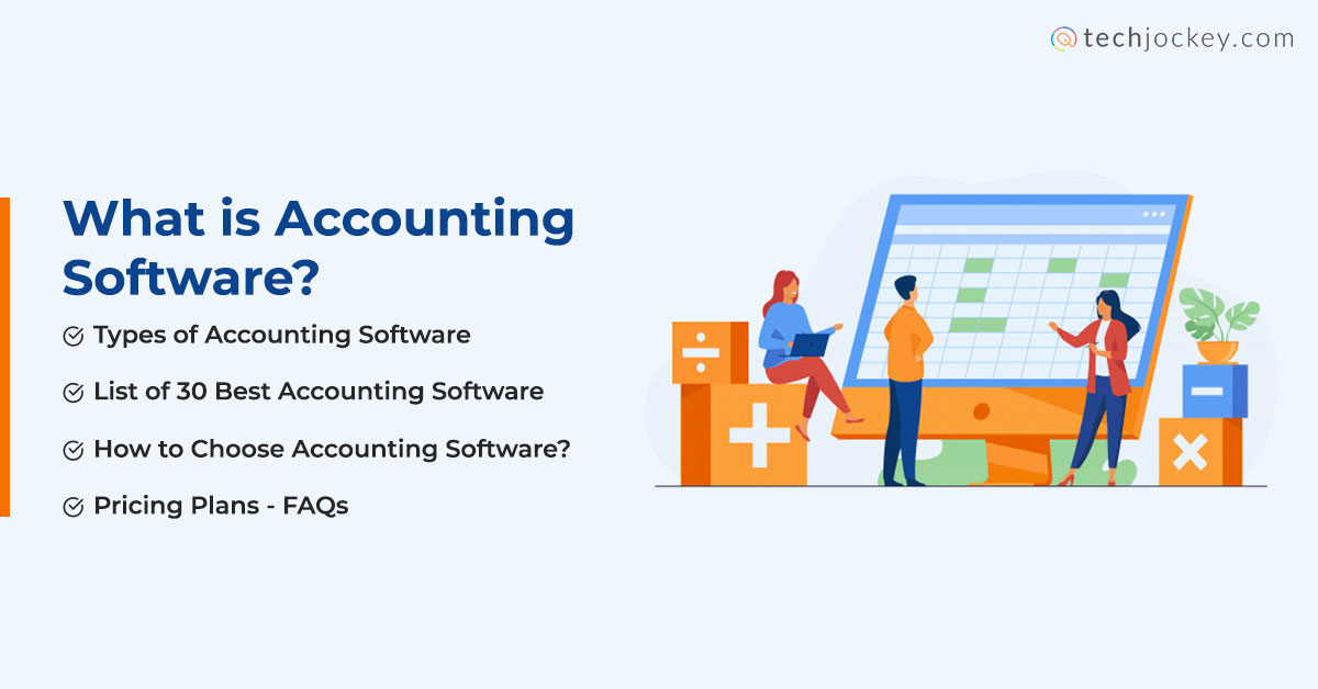 List of Best Accounting Software