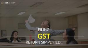 GST Return Filing Software