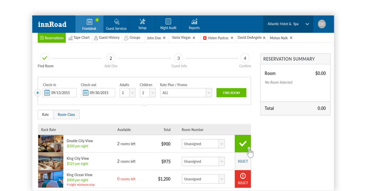 innRoad: The Best Free Open Source Hotel Management Software of 2019