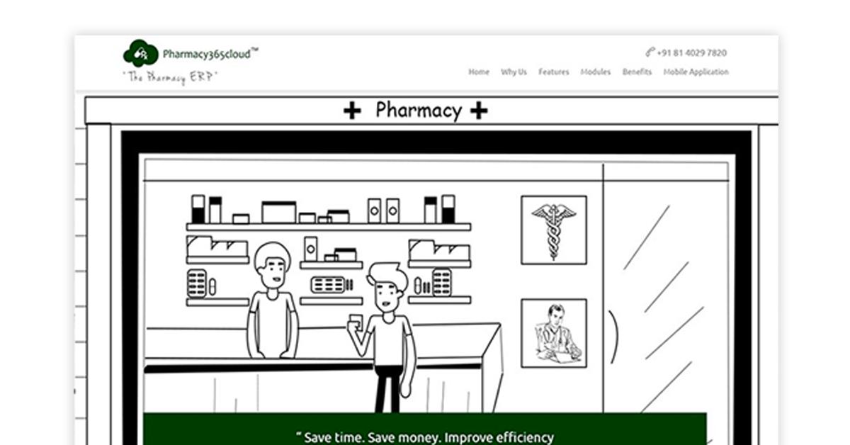 Medical shop billing software