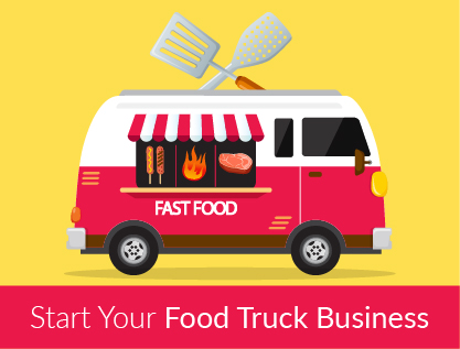 Go with the trend, start your own food truck business