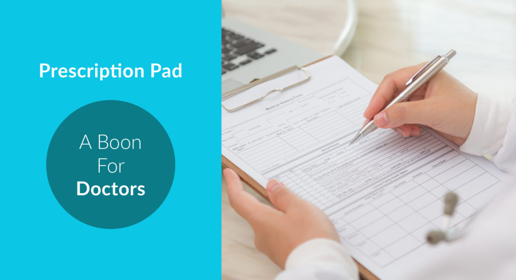 prescription pad software