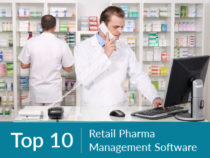 Top 10 Retail Pharma Management Software
