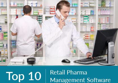 Top 10 Retail Pharma Management Software