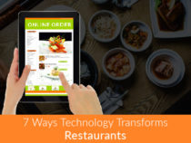 7 Ways Technology is Transforming the Restaurant Business