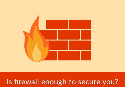 Is Firewall Enough To Secure You From Cyber Threats