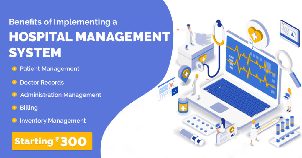 Top 10 Hospital Management Software Solutions for Doctors