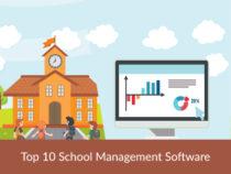 Top 10 Trending School Management Software Solutions