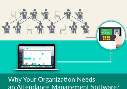 Why Your Organization Needs an Attendance Management Software?