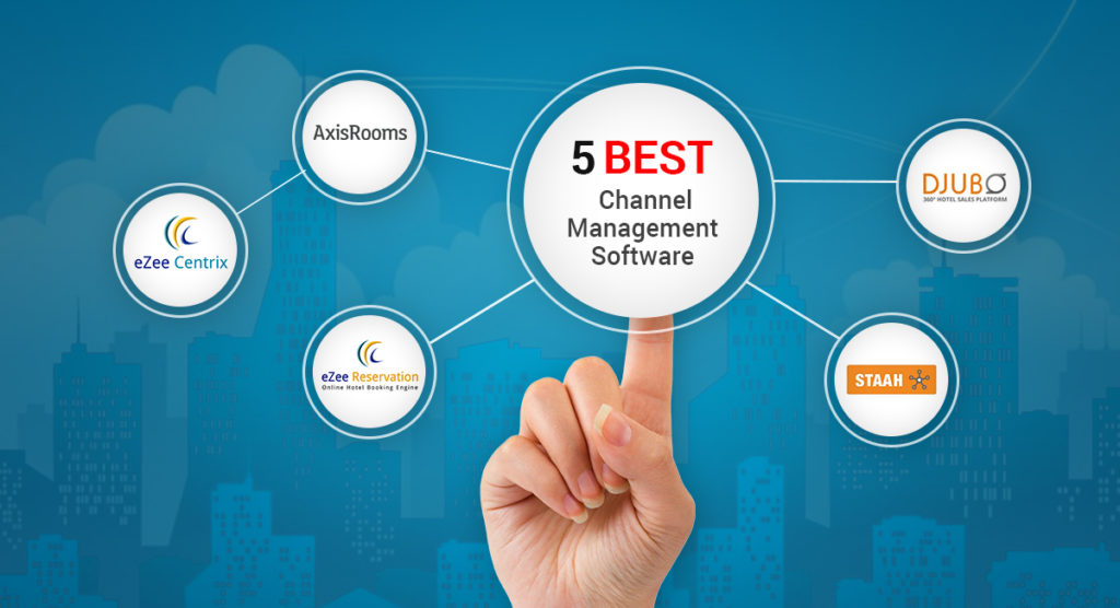channel management software in india
