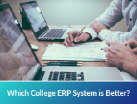 Which College ERP System is Better: Academia ERP vs iCloudEMS ERP