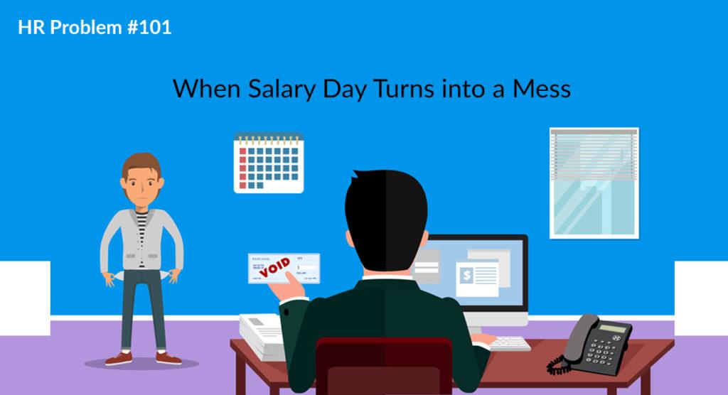 HR one HR payroll software