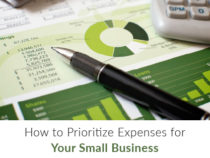 How to Prioritize Expenses for Your Small Business