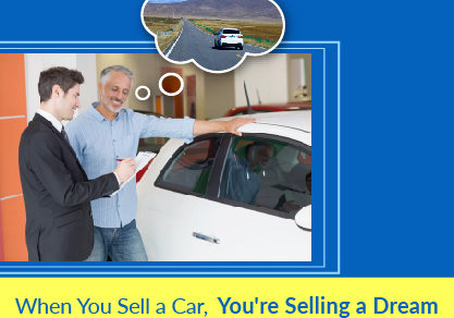When You Sell a Car, You're Selling a Dream