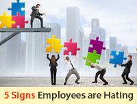 HR Problem: 5 Signs Your Employees Are Hating the Change
