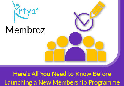 Here's All You Need to Know Before Launching a New Membership Programme