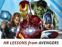 HR Lessons That You Can Learn From The Avengers