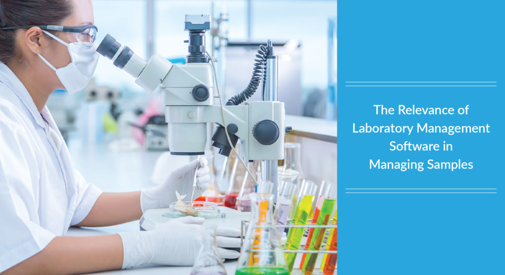 Laboratory Management Software