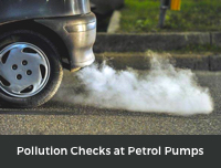 Pollution Checks at Petrol Pumps: The Way Ahead