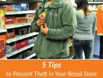 5 Tips to Prevent Theft in Your Retail Store