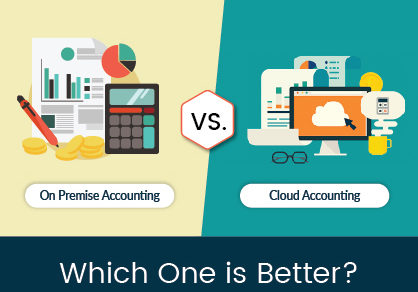 Software Wars: On Premise vs Cloud Accounting – Which One is Better?