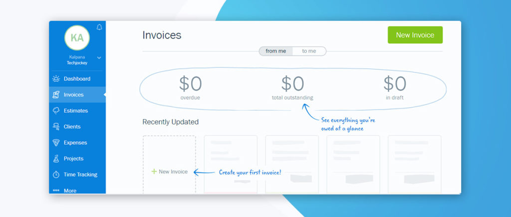 Time-Saving Invoicing Features