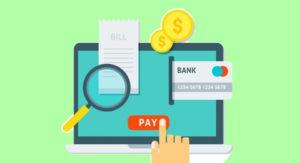 Allows payment of patient bills online