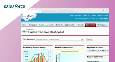 #3 Salesforce CRM