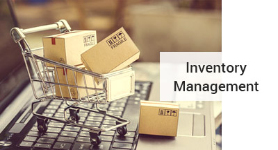 Features 2: Inventory management - Point of service system