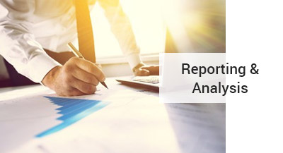Features 4: Reporting & Analysis - Point of service system