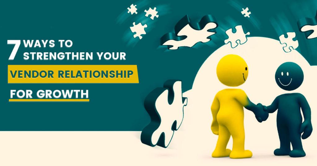 Vendor Relationship