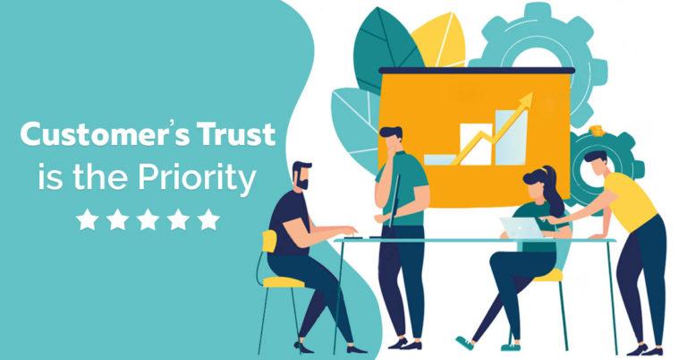 customer trust