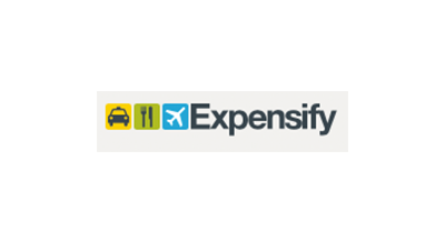 Expensify expense management software