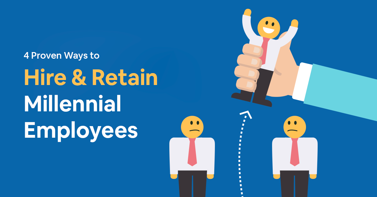 Retain Millennial Employees Image