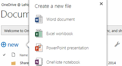 Microsoft office 365 Easier document creation