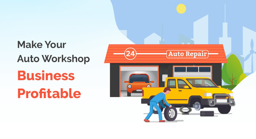 How to Increase Your Automobile Workshop Profit Margins