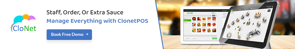 Clonet POS Software