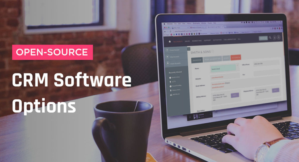 Open Source CRM Software