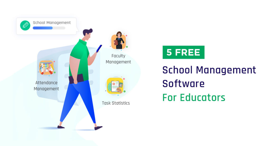 Free School Management Software Image
