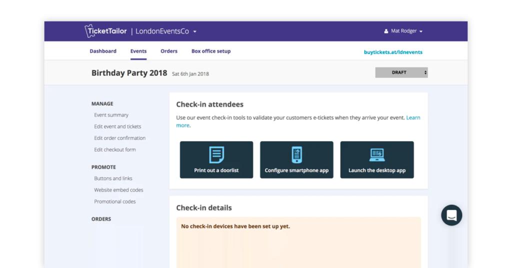 free event registration software