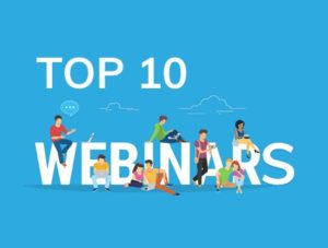 Top 10 Webinars of 2019