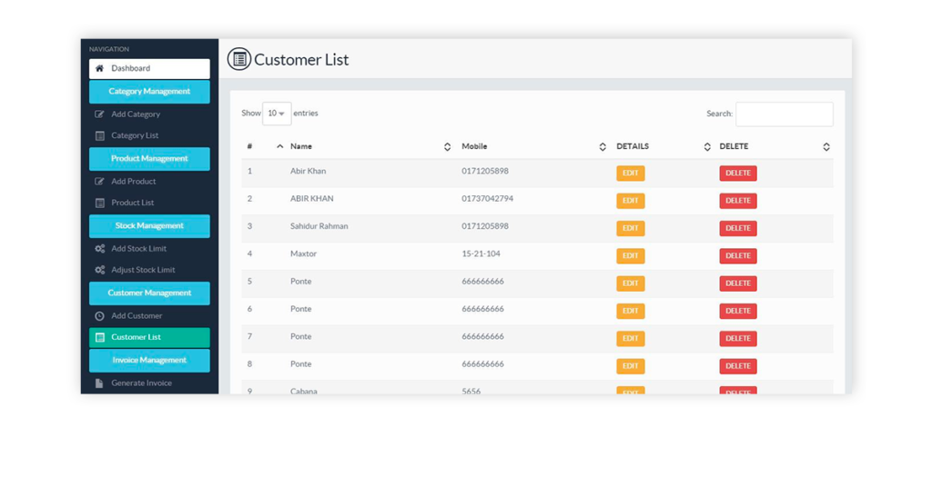 Vend Inventory Management Software