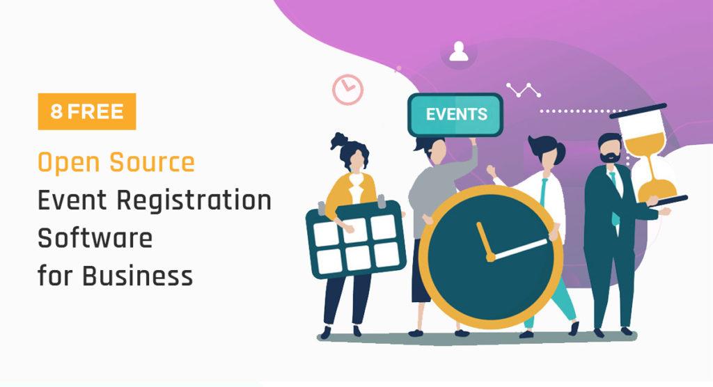 8 Free Event Registration Software | Conference Registration