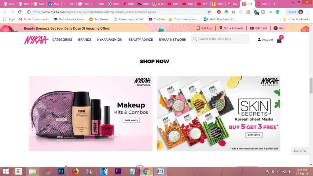 brand is Nykaa.com