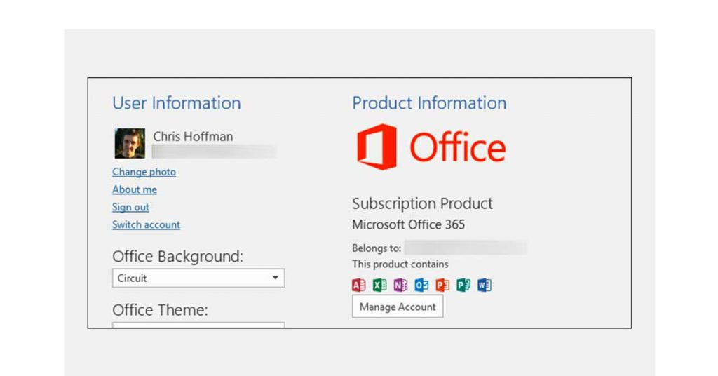 MS Office 365 | Productivity Tool