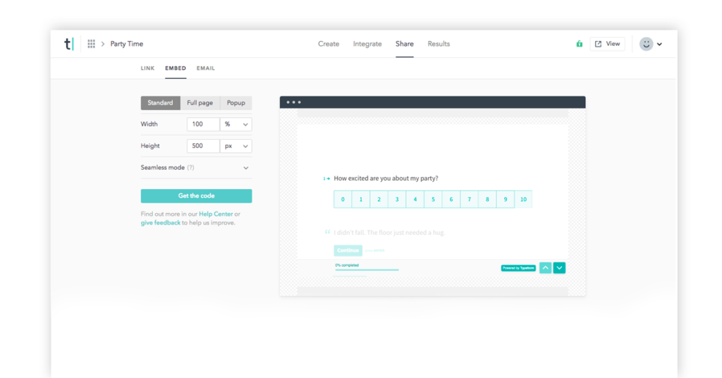 Typeform Image
