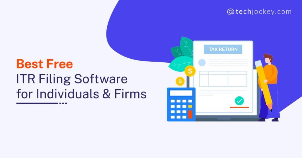 Best Free ITR Filing Software for Income Tax eFiling