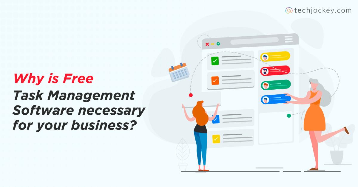 Best Free Task Management Software Image